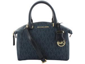 Michael Kors Riley Women's Signature Logo Small Satchel Bag