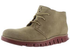 Cole Haan Zerogrand Men's Chukka Desert Boots Leather