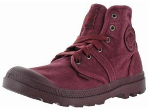 Palladium Pallabrouse Men's Canvas Ankle Chukka Boots