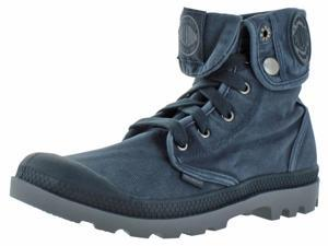 Palladium Baggy Canvas Men's Combat Ankle Boots