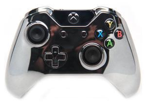 Black Chrome Xbox One Rapid Fire Modded Controller