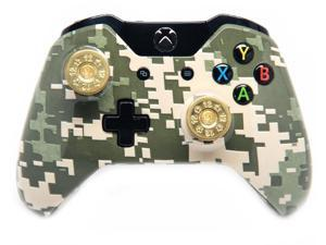 Digital Camo Shot Gun Shells Xbox One Rapid Fire Modded Controller