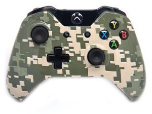 Digital Camo Xbox One Rapid Fire Modded Controller