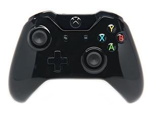 Glossy Black Xbox One Rapid Fire Modded Controller