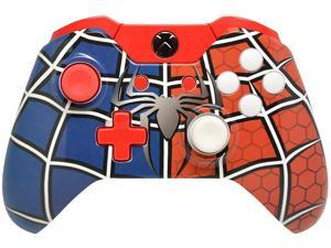 """SpiderMan"" Xbox One Rapid Fire Modded Controller"