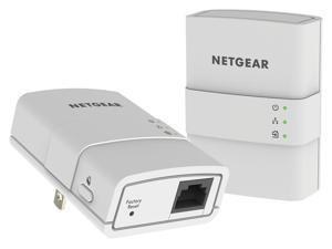 Netgear Powerline 500 Homeplug AV 1 Port (2 x Powerline Adaptors)