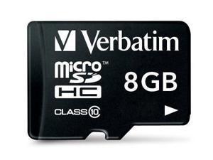Verbatim 8GB microSDHC