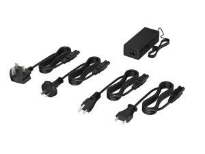 VISION SPARE POWER SUPPLY 12 volt / 4 amp. For Techconnect TC2-AMP3 / SP-1200P. Laptop-style transformer. I