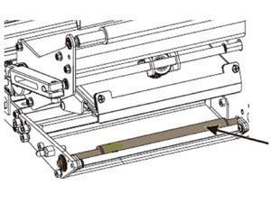 Zebra Kit Maint Platen Roller
