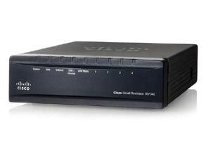 Cisco RV042 Ethernet LAN Black