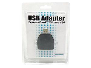 Premiertek EXP-USB ExpressCard/54 to USB2.0 Adapter