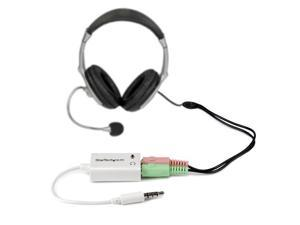 Startech 3.5mm Headset Splitter