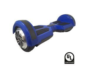 Hoveroid Boost UL Certified Hoverboard - Black/Blue