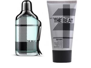 BURBERRY THE BEAT 2 PCS SET FOR MEN: 3.4 EDT SP and 5 OZ A/S/B