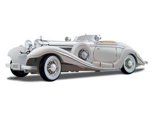 Maisto Premiere Edition 1:18 1936 Mercedes-Benz 500 K Typ Specialroadster