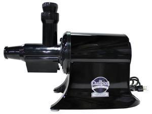 Champion Juicers - Standard Household Juicers 2000 PLUS G5-NG-853S - Black