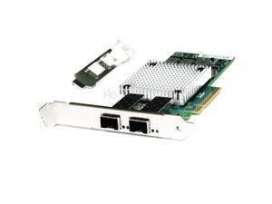 Broadcom NetXtreme II 57810S PCI-e 10Gbps Dual Port SFP+ Server Network Adapter - Dell Compatible - 2-year Warranty in the U.S.