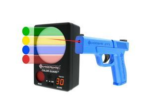 Laserlyte Laser Training Kit, Includes Color Guard Target and Full Pistol TLB-LCG