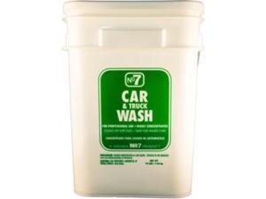 No7 Car&Truck Wash Pwder 16lbs