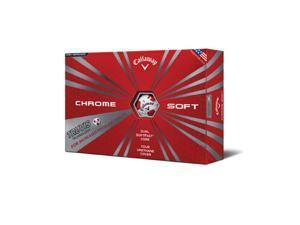Callaway  Chrome Soft Truvis Golf Balls