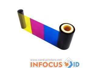 MAGICARD Prima YMCK Colour Ribbon DIC10083 1000 Images