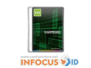 Cardpresso XXS ID Card Software for ID Card or Badge Makers Price Includes VAT