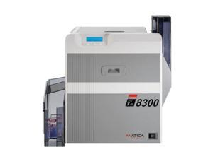 Matica XID 8300 Simplex Retransfer Card Printer with Starter Pack