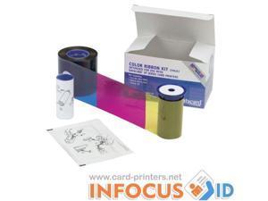 DATACARD PRINTER RIBBON YMCKT 500 Image - SP35/SP55/SD360/SD260 534000-003