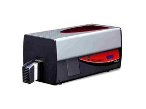 New Evolis Securion Plastic ID Card Printer with SCM and Mag Stripe Encoders