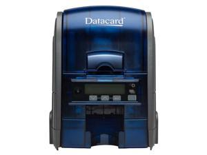 Datacard SD160 Plastic ID Card Printer with Rewrite and Mag Encoding