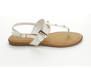 SUNNY DAY LOUISA-3 WOMEN'S  T-BAR STYLE Sandals & Flip-Flops