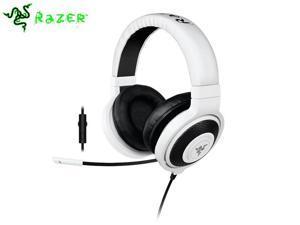 Razer Kraken Pro 2015 High Quality Audio Analog Gaming Headset w Mic White