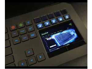 Razer DeathStalker Ultimate Gaming Keyboard US Layout + Free DHL Express New