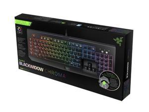 Razer BlackWidow Chroma Clicky Mechanical Keyboard Free DHL Express US Layout