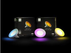 Philips Friends of Hue LivingColors Bloom 8W LED w 16 Million Colors Genuine