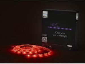Philips Friends of Hue Light Strips 6 feet 12W LED Light w 16 Million Colors