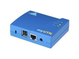 SEH myUTN-50a USB Device Server - x Network (RJ-45) - 2 x USB - Gigabit Ethernet - Desktop