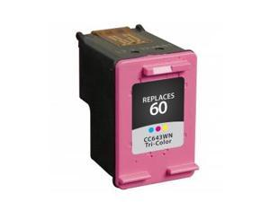 V7 Ink Cartridge - Replacement for HP (CC643WN#140) - Tri-color