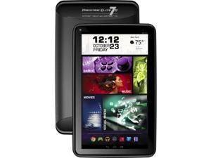 "Visual Land Prestige Elite 7Q 8 GB Tablet - 7"" - Wireless LAN - ARM Cortex A7 Quad-core (4 Core) 1.20 GHz - Green"