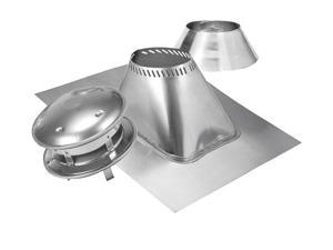 Selkirk Inc 206600 6-Inch Roof Termination Kit
