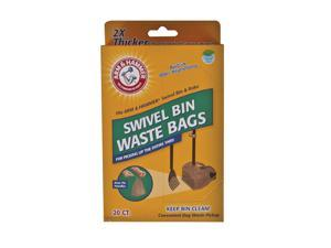 Arm & Hammer Waste Bags 20Ct 0860-8127