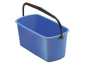 Unger DB02 Rectangular Bucket, 6 Gallon