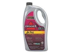 Bissell 72U81 Pet Deep Cleaning 2X Concentrate Formula, 52 Oz