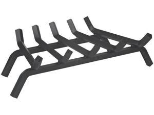 23In 3/4In Bar Fireplace Grate Homebasix Fireplace Accessories LTFG-W23-X