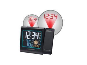 La Crosse Technology 616-146A Atomic Projection Alarm Clock