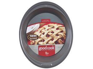 "Good Cook 04035 Premium Bakeware Pie Pan, Non Stick, 9"""