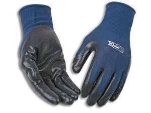 Medium Gloves Nitrile Gry -Knit M 1890-M Kinco Gloves 1890-M 035117189027