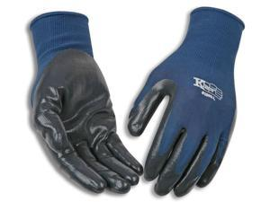 X-Large Gloves Nitrile Gry -Knit Xl 1890-Xl Kinco Gloves 1890-XL 035117189041