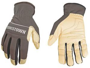 Youngstown 12-3180-70-2XL Hybrid Plus Performance Glove, 2X-Large, Grey