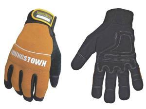 Youngstown 06-3040-70-XXL Tradesman Plus Performance Glove 2X-Large, Brown